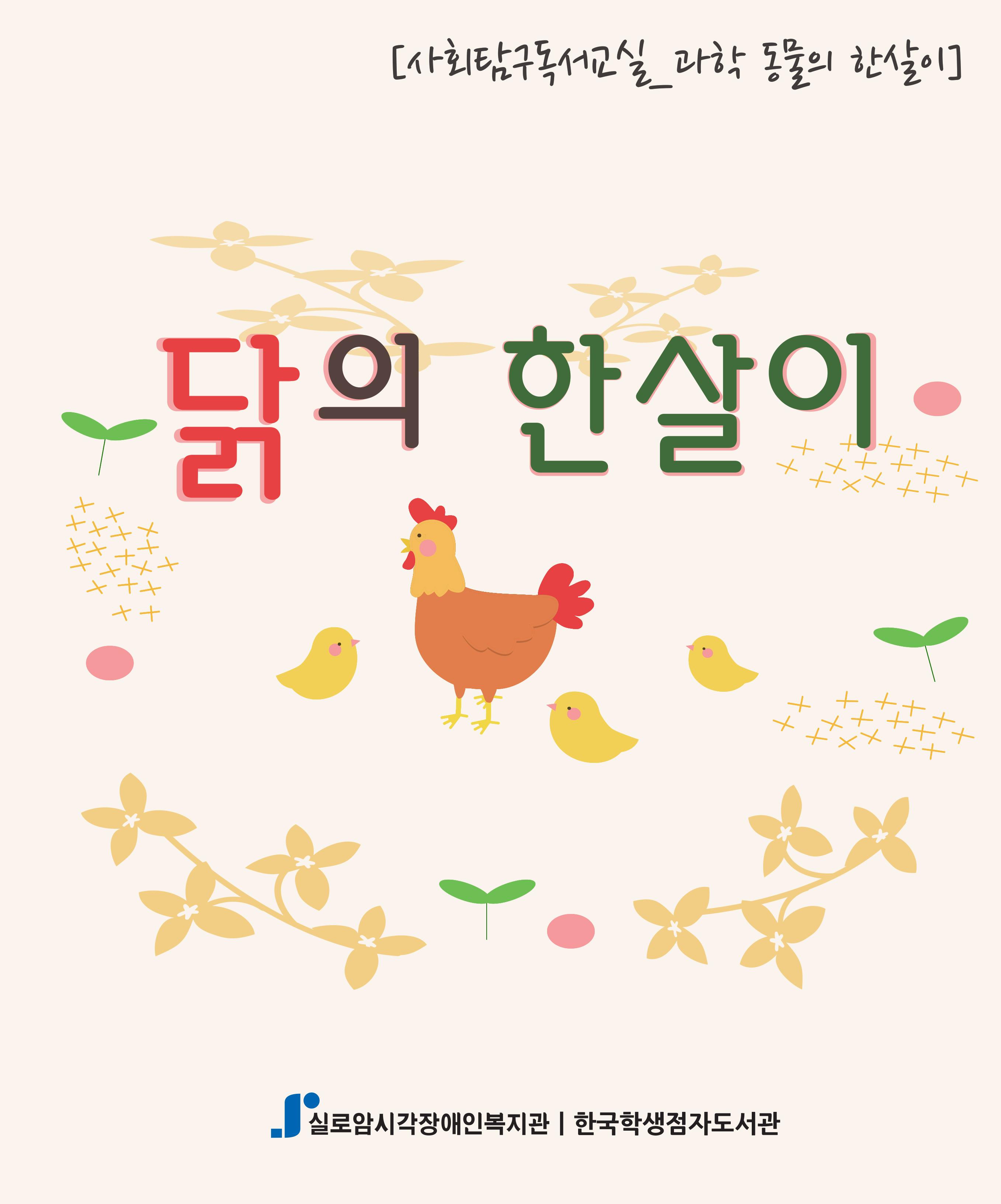 (과학) 닭의 한살이 썸네일