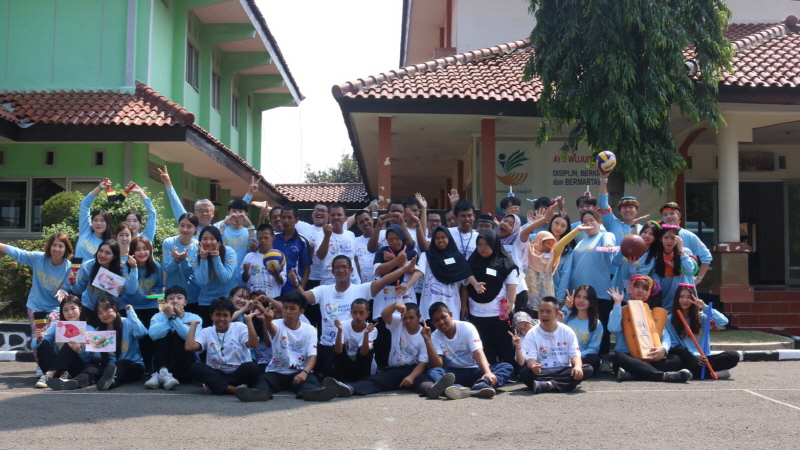 38기 월드프렌즈 해외봉사단 인도네시아 해외봉사활동 실시 썸네일