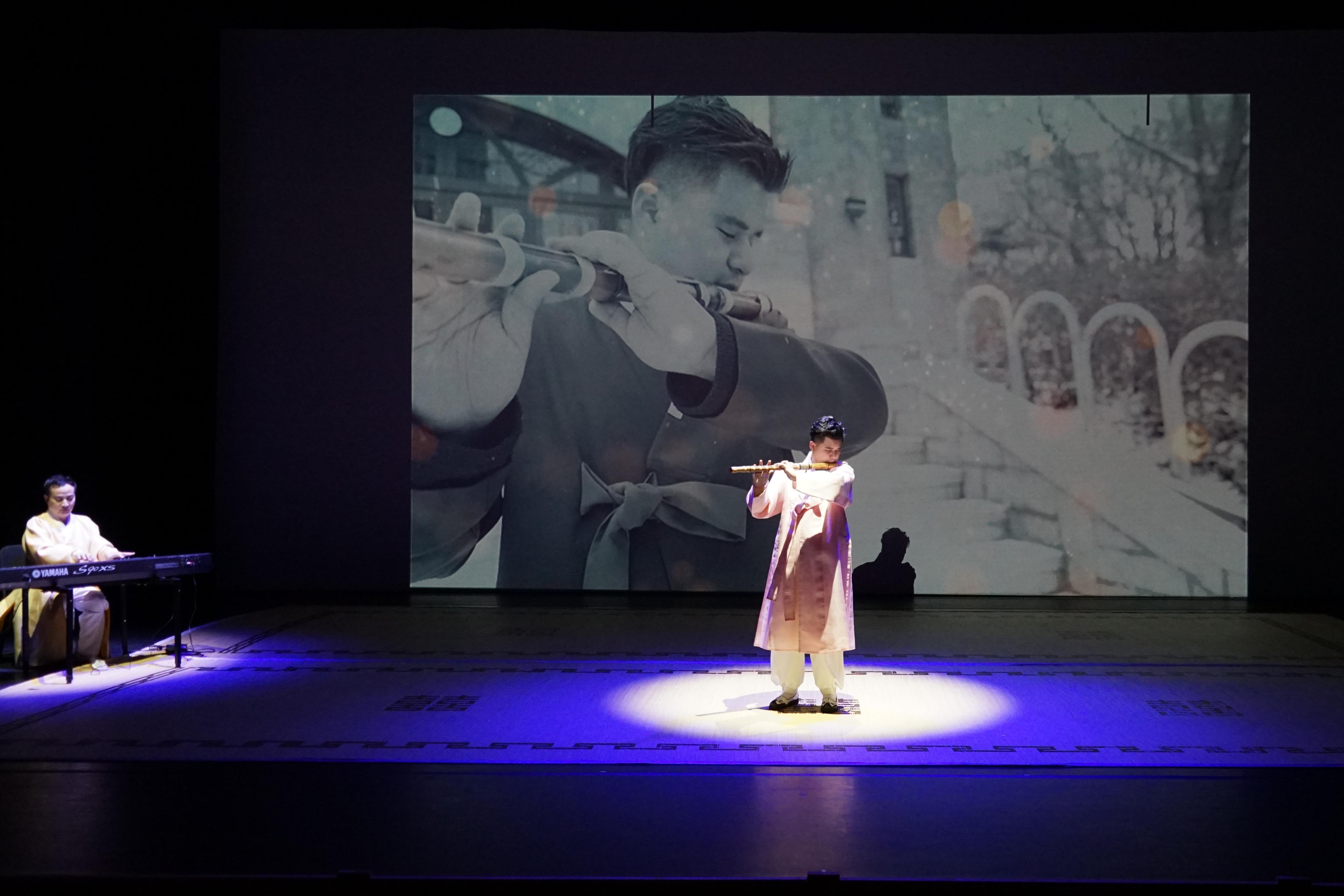 [관현맹인전통예술단] 국립부산국악원 수요공감 공연 썸네일