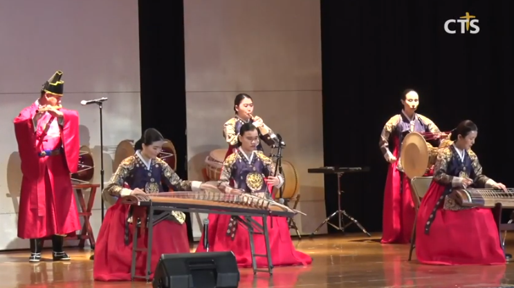 관현맹인전통예술단 뉴욕 카네기홀 공연 개최  썸네일